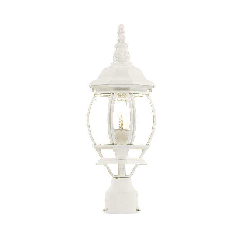 "Acclaim Lighting 5057 Chateau 1 Light 18"" Height Post Light Textured"