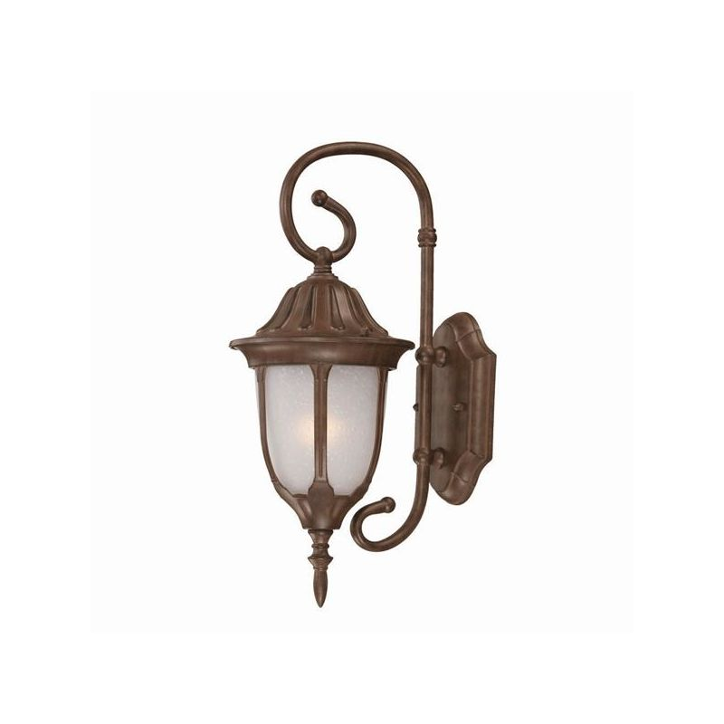 Acclaim Lighting 5064/FR Suffolk 1 Light Outdoor Lantern Wall Sconce