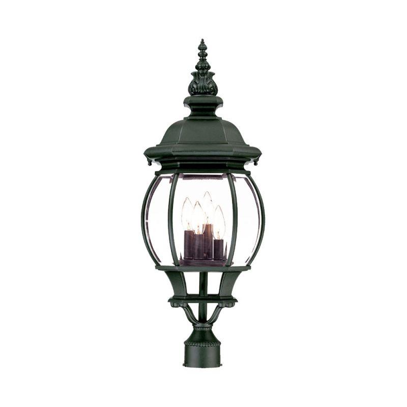 "Acclaim Lighting 5157 Chateau 4 Light 28.75"" Height Post Light Matte"