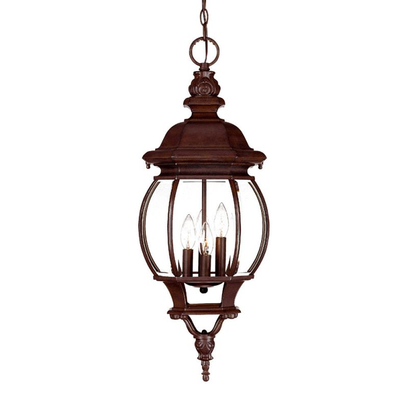 "Acclaim Lighting 5166 Chateau 4 Light 28.75"" Height Outdoor Pendant"