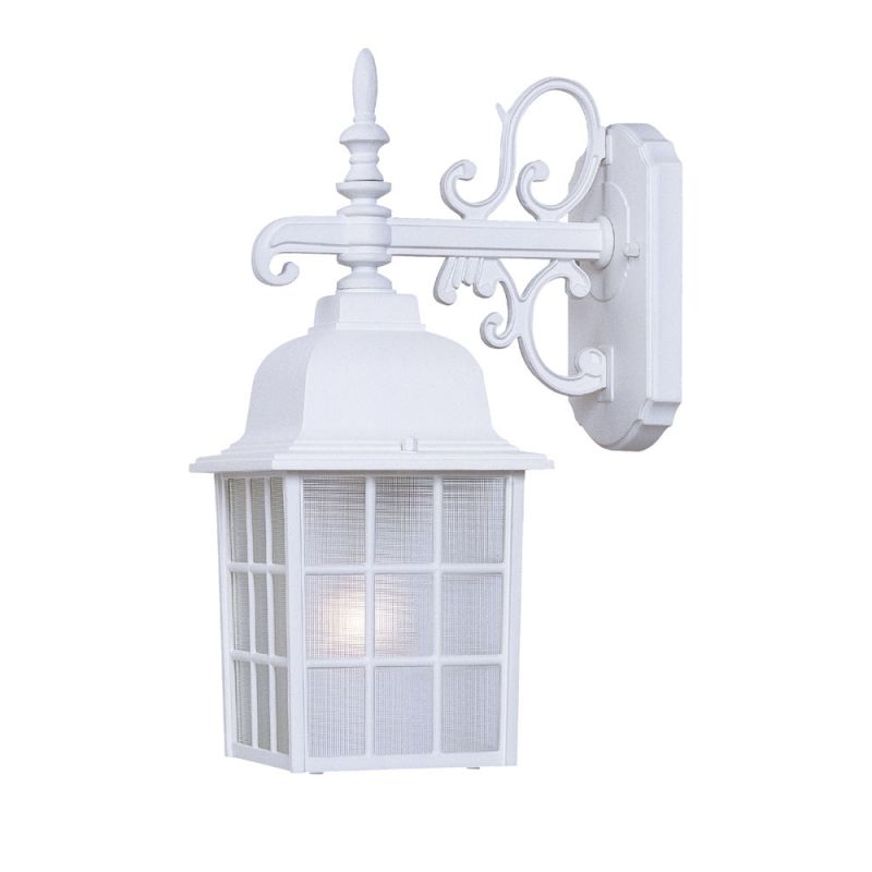 "Acclaim Lighting 5302 Nautica 1 Light 15"" Height Outdoor Wall Sconce"