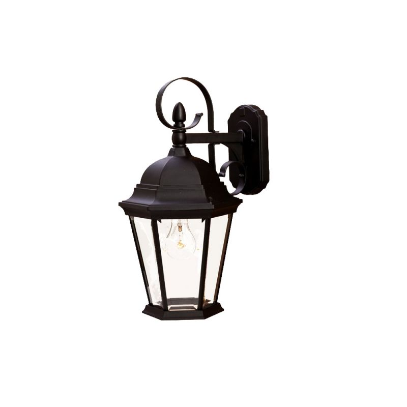 Acclaim Lighting 5412bk Matte Black New Orleans 1 Light 17 25 Quot Height Outdoor Wall Sconce