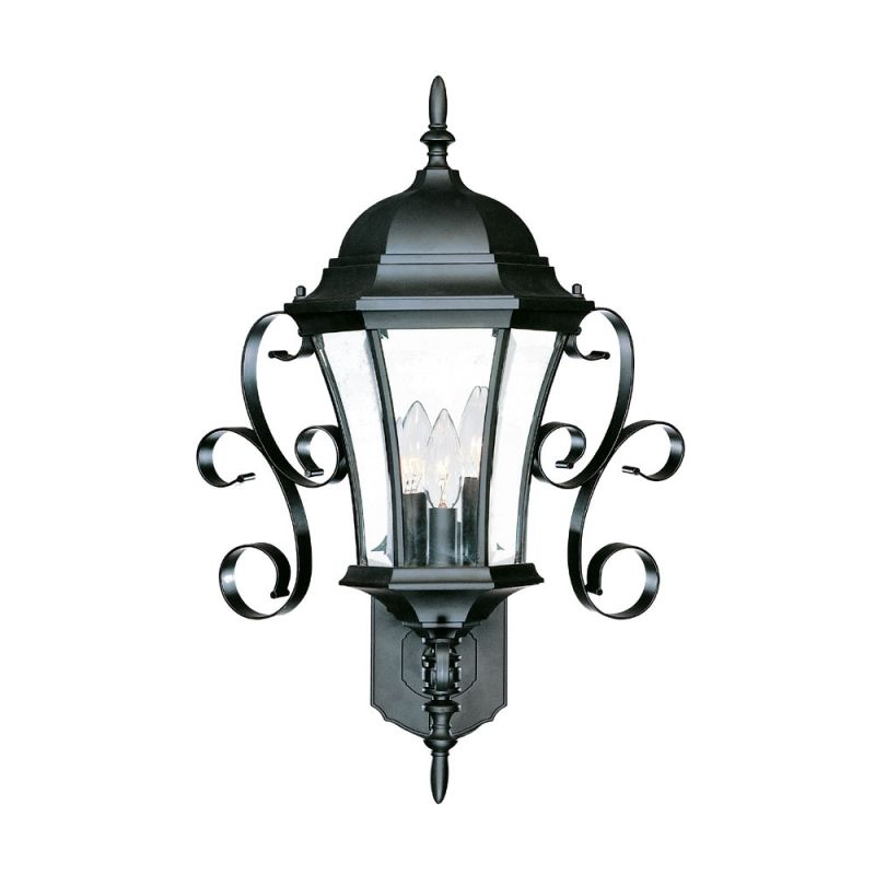 """Acclaim Lighting 5424 New Orleans 3 Light 22.25"""" Height Outdoor Wall"""