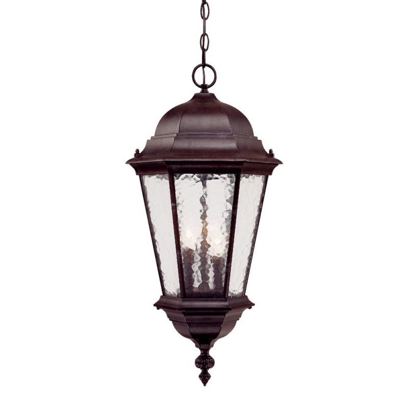 "Acclaim Lighting 5526 Telfair 3 Light 25.5"" Height Outdoor Pendant"