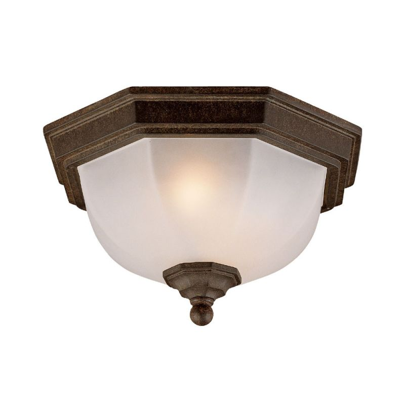 Acclaim Lighting 5605 Flushmounts 2 Light Outdoor Ceiling Fixture with