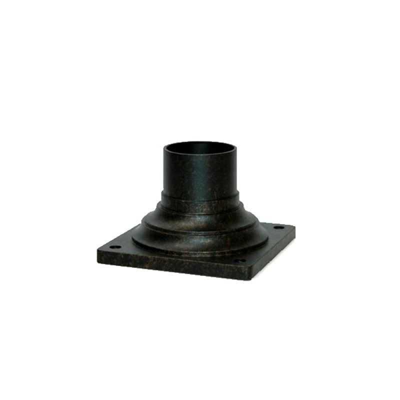 Acclaim Lighting 5999 Pier Mount Adapter Base Constructed of Durable