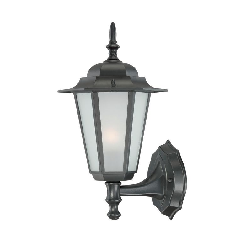 Acclaim Lighting 6101 Camelot 1 Light Outdoor Wall Sconce Matte Black