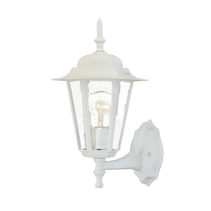 Acclaim Lighting 6101 Camelot 1 Light Outdoor Wall Sconce Textured