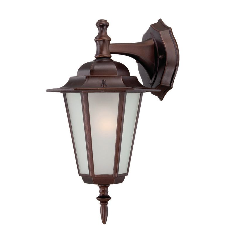 Acclaim Lighting 6102 Camelot 1 Light Outdoor Wall Sconce Sale $31.90 ITEM: bci2196654 ID#:6102ABZ/FR UPC: 878925009107 :