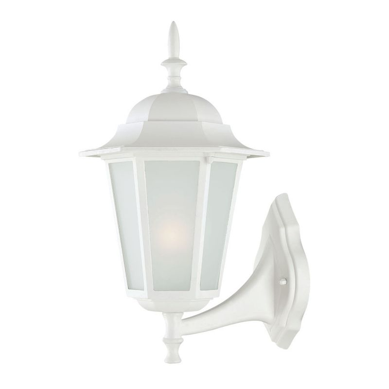 Acclaim Lighting 6111 Camelot 1 Light Outdoor Wall Sconce Textured Sale $49.90 ITEM: bci2196659 ID#:6111TW/FR UPC: 878925009152 :