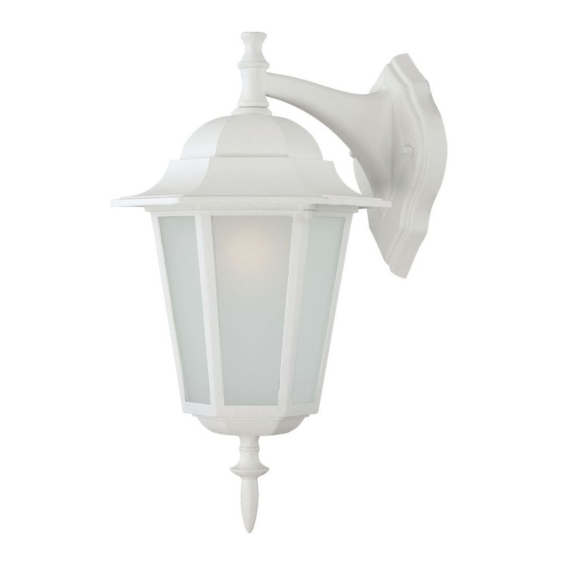 Acclaim Lighting 6112 Camelot 1 Light Outdoor Wall Sconce Textured Sale $49.90 ITEM: bci2196662 ID#:6112TW/FR UPC: 878925009183 :