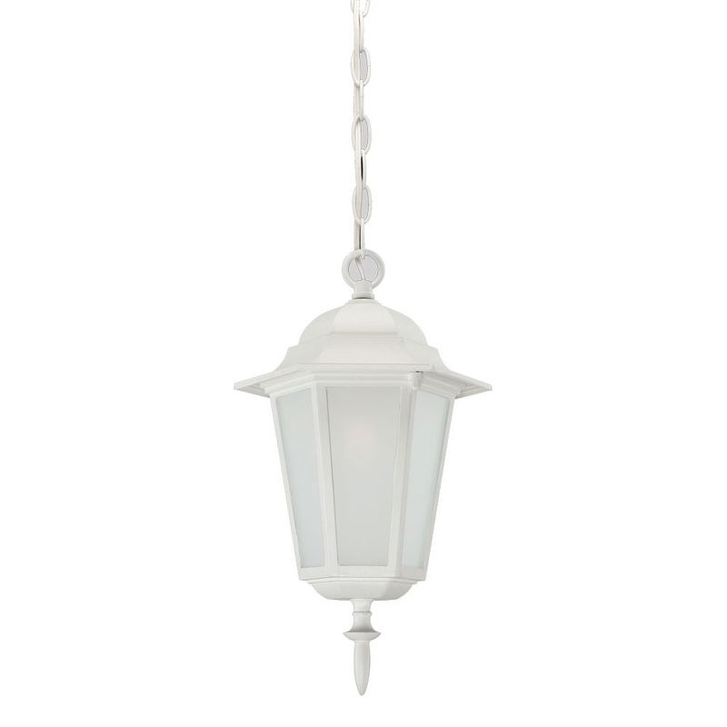 Acclaim Lighting 6116 Camelot 1 Light Outdoor Pendant Textured White