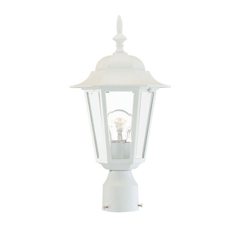 Acclaim Lighting 6117 Camelot 1 Light Post Light Textured White