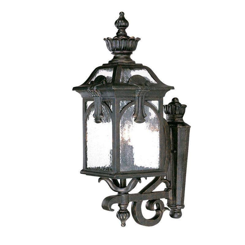 Acclaim Lighting 7111 Belmont 3 Light 24.5&quote Height Outdoor Wall Sconce