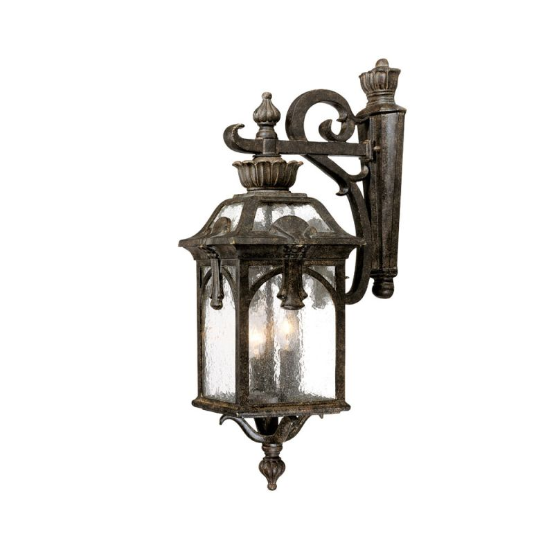 "Acclaim Lighting 7112 Belmont 3 Light 26.5"" Height Outdoor Wall Sconce"