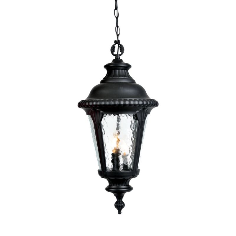 Acclaim Lighting 7226BK Matte Black Surrey 3 Light 25