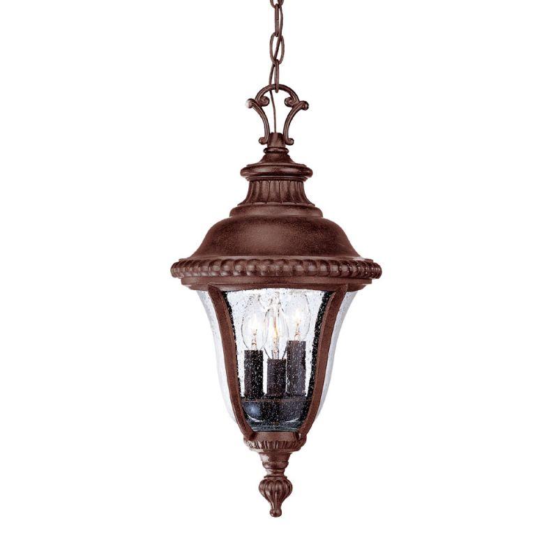 "Acclaim Lighting 7266 Windsor 3 Light 20.5"" Height Outdoor Pendant"