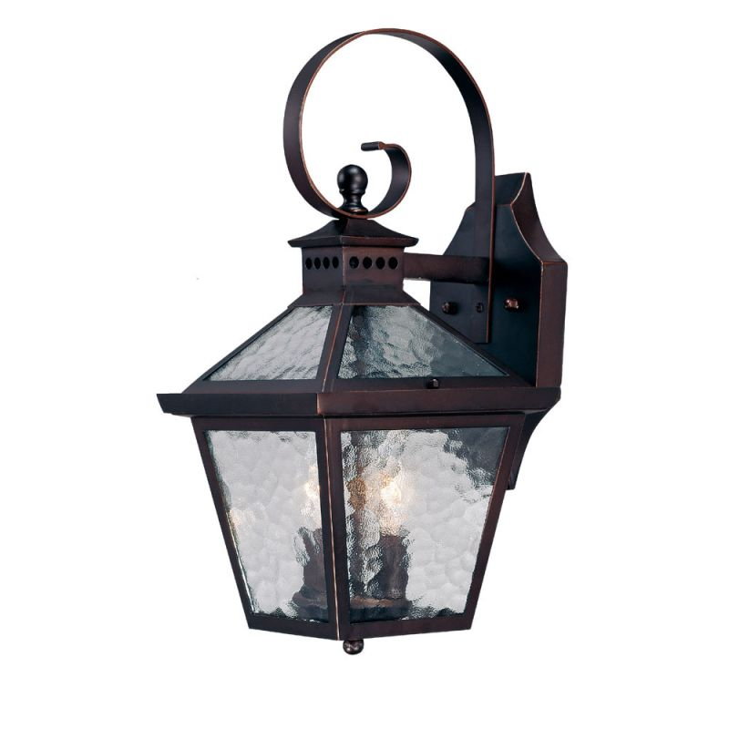 "Acclaim Lighting 7662 Bay Street 2 Light 16.25"" Height Outdoor Wall"