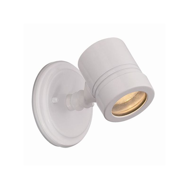 Acclaim Lighting 7690 Cylinders 1 Light Outdoor Wall Sconce Gloss Sale $39.90 ITEM: bci2369037 ID#:7690WH UPC: 878925008506 :