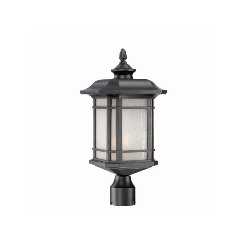 Acclaim Lighting 8117 Somerset 1 Light Outdoor Post Light with Frosted