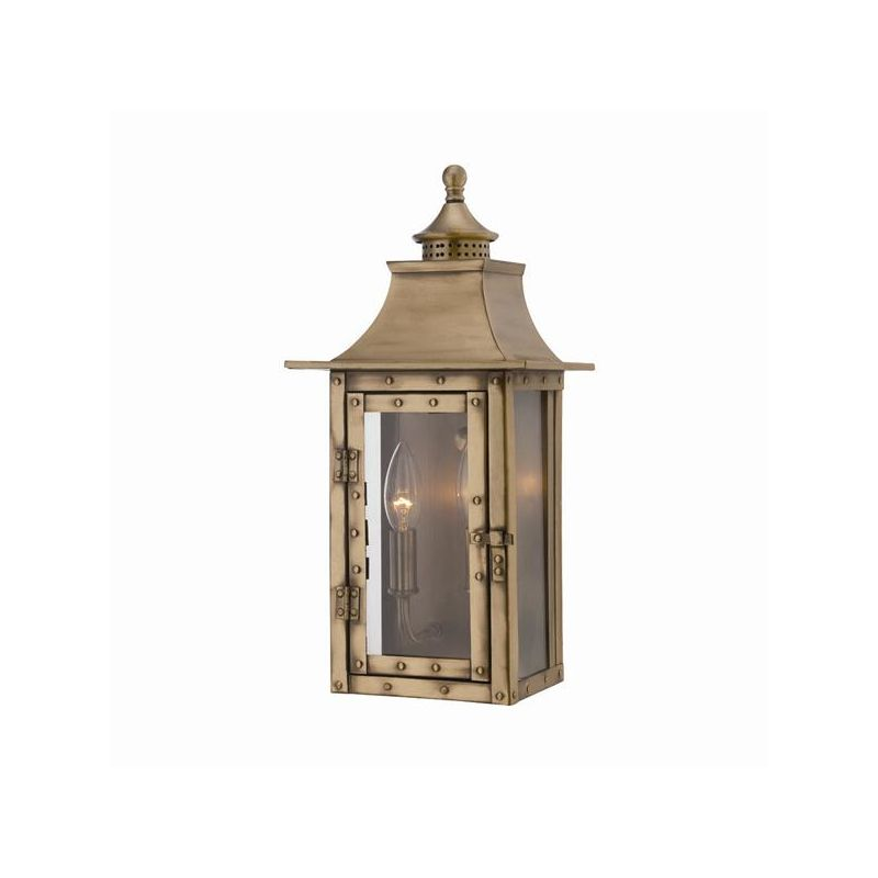 Acclaim Lighting 8302 St. Charles 2 Light Outdoor Lantern Wall Sconce