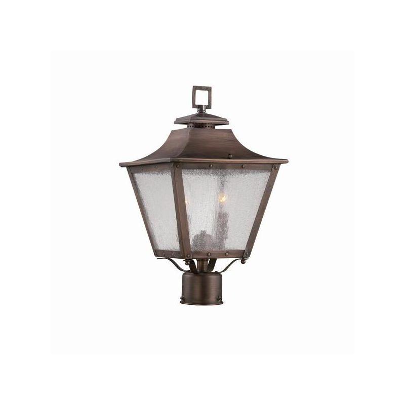 Acclaim Lighting 8717 Lafayette 2 Light Outdoor Post Light with Seedy