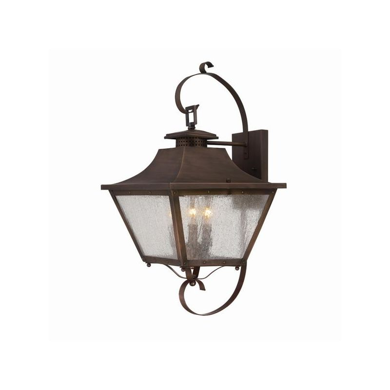 Acclaim Lighting 8722 Lafayette 3 Light Outdoor Lantern Wall Sconce