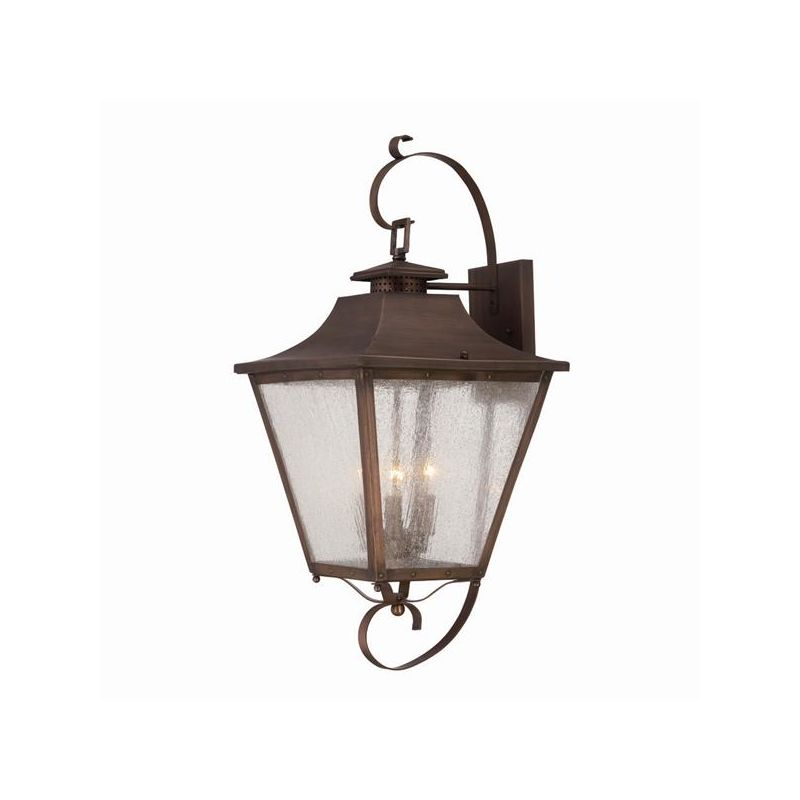 Acclaim Lighting 8723 Lafayette 3 Light Outdoor Lantern Wall Sconce