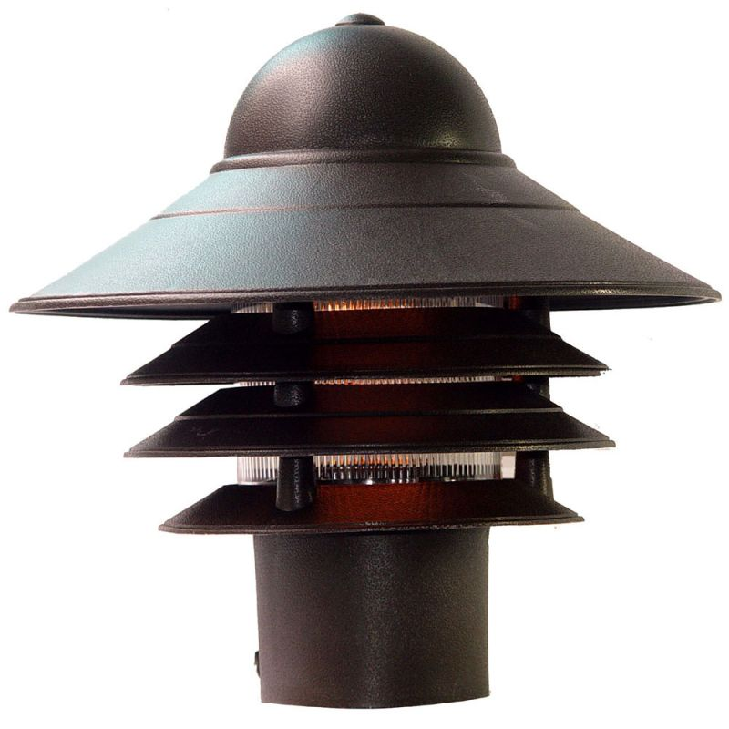 "Acclaim Lighting 87 Mariner 1 Light 10"" Height Post Light"