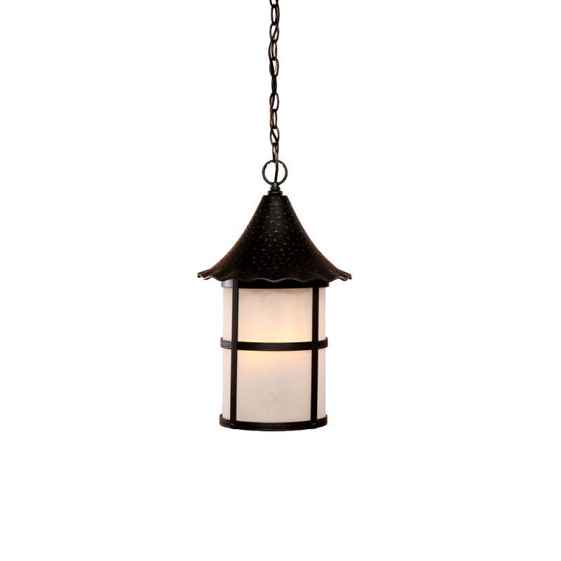 "Acclaim Lighting 9226 Ashton 3 Light 19"" Height Outdoor Pendant Matte"