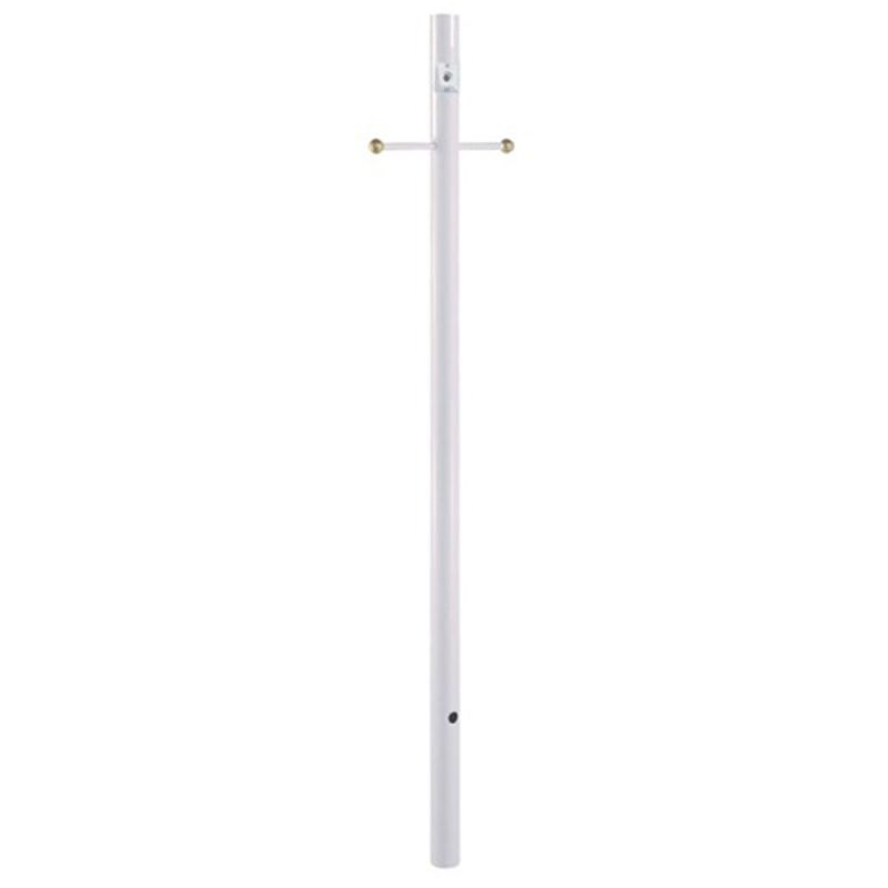 "Acclaim Lighting 96-320 84"" Height Cast Aluminum Post with Photocell"