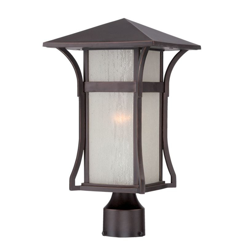 Acclaim Lighting 96027 Tahiti 1 Light Outdoor Post Light Architectural Sale $176.00 ITEM: bci2438575 ID#:96027ABZ UPC: 849596000762 :