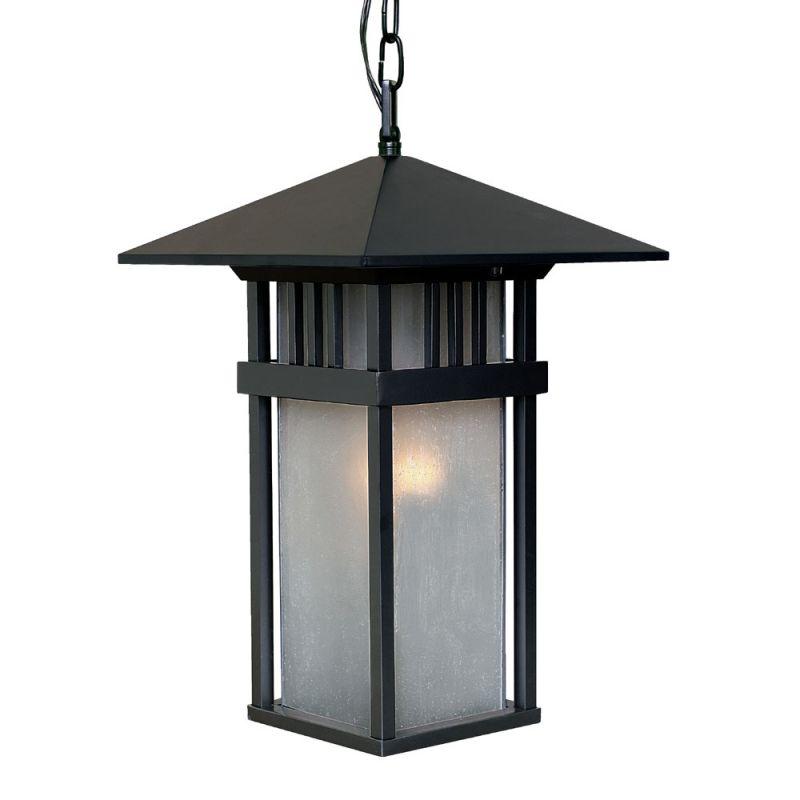 "Acclaim Lighting 9626 Bali 1 Light 18"" Height Outdoor Pendant Matte"