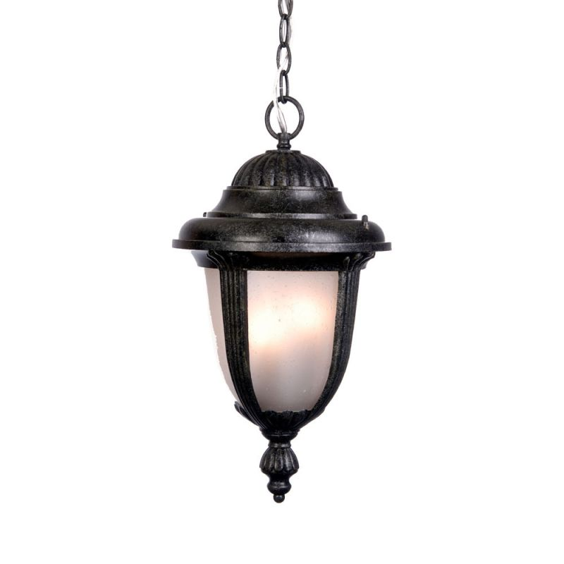 "Acclaim Lighting 3526 Monterey 3 Light 19"" Height Outdoor Pendant"