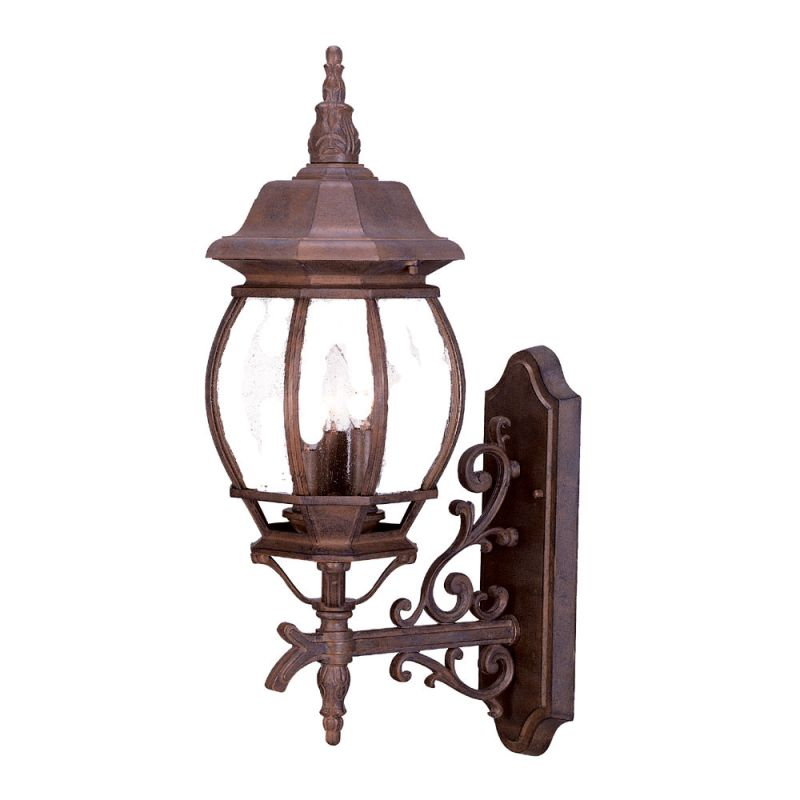 Acclaim Lighting 5151 Chateau 3 Light 22&quote Height Outdoor Wall Sconce