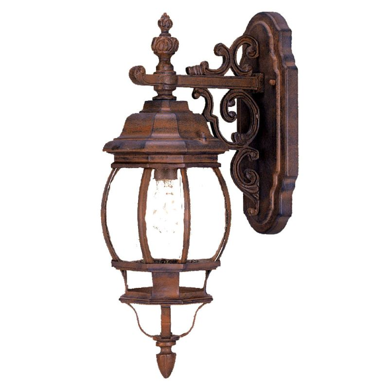 "Acclaim Lighting 5155 Chateau 1 Light 18.75"" Height Outdoor Wall"
