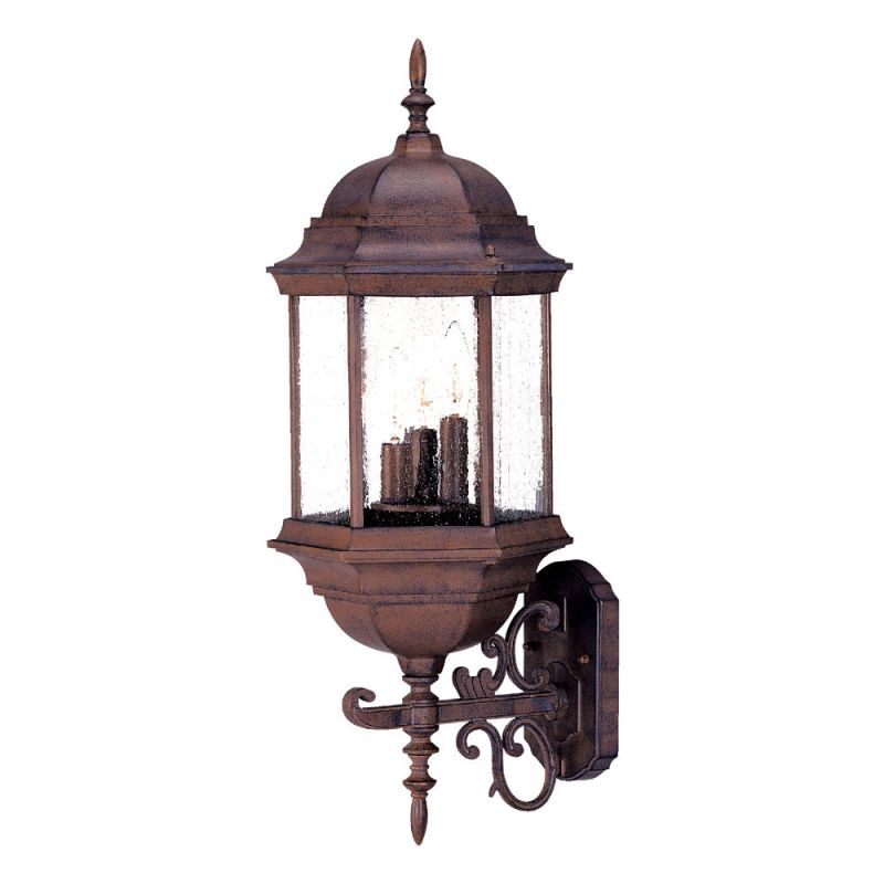 "Acclaim Lighting 5180 Madison 3 Light 24.75"" Height Outdoor Wall"