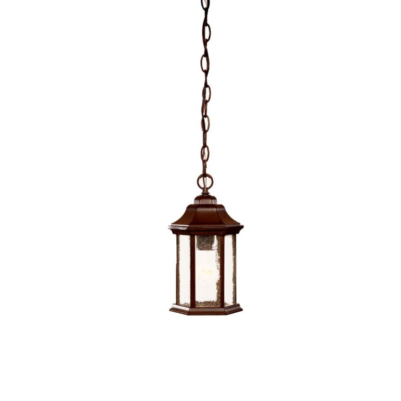 Acclaim Lighting 5185 Madison 1 Light Outdoor Pendant with Clear