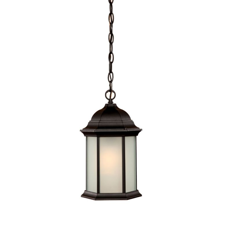 "Acclaim Lighting 5186 Madison 1 Light 14"" Height Outdoor Pendant Matte"