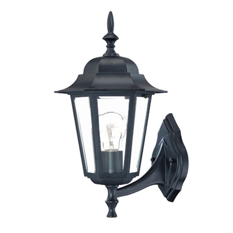 Acclaim Lighting 6112 Camelot 1 Light Outdoor Wall Sconce Matte Black