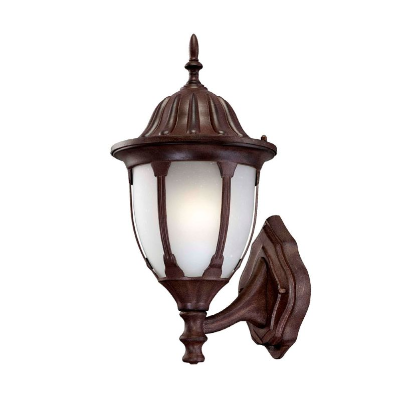 "Acclaim Lighting ES5062 Suffolk ES 1 Light 18.25"" Height Energy Star"