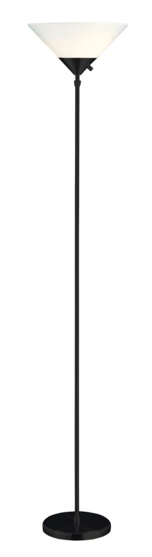 "Adesso 7501 Pisces 2 Light 70.5"" Tall Torchiere Floor Lamp with"