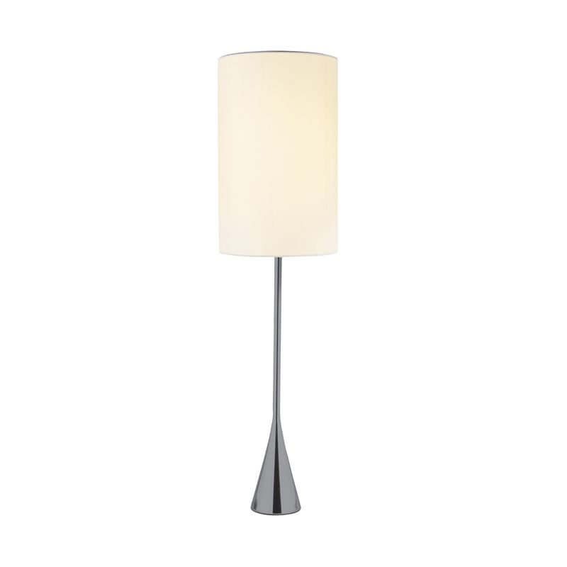 Adesso 4028-01 Bella 1 Light Table Lamp with 3-Way Touch Sensor Black