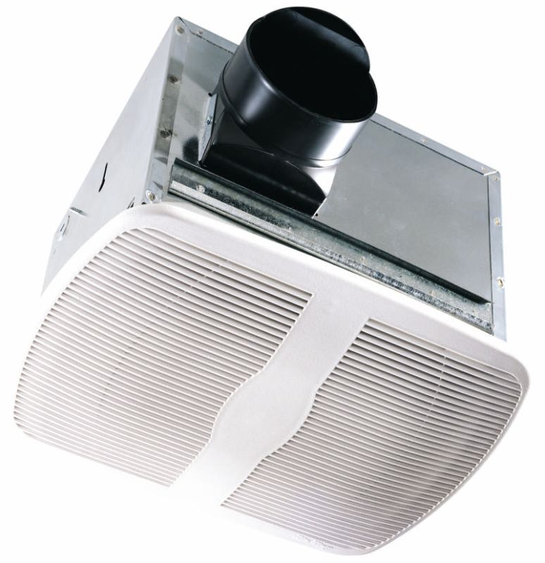 Air King AK80 Energy Star 80 CFM Quiet Deluxe Bath Fan Only with 1.5