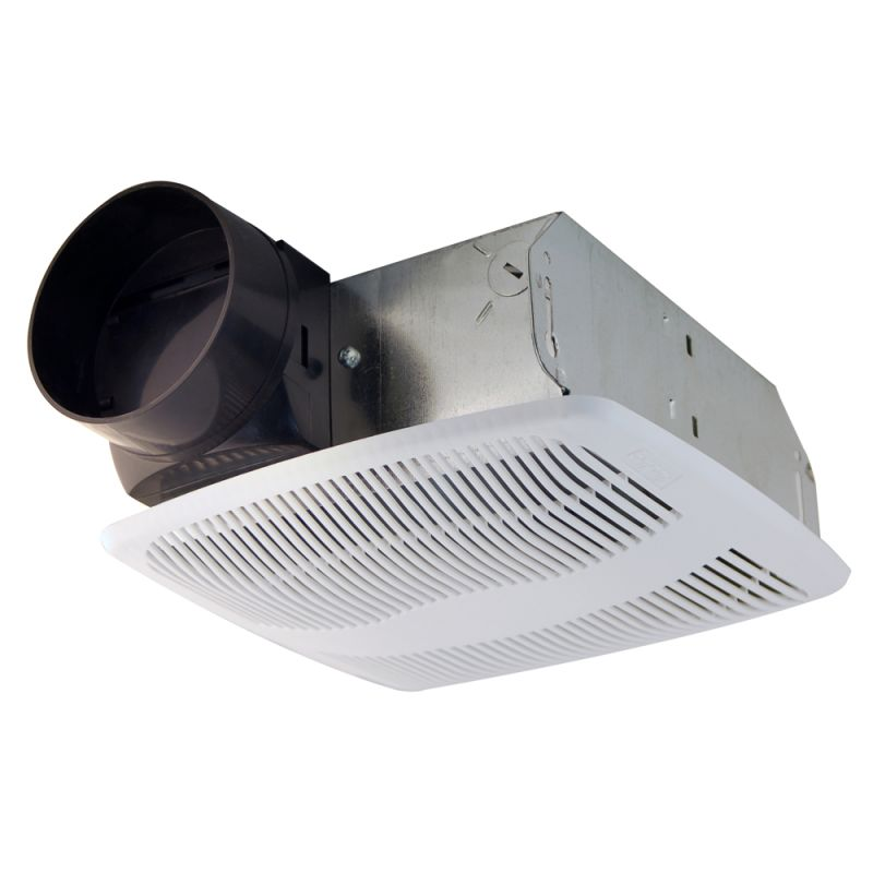 Air King AS54 50 CFM Quiet Bath Fan Only with 3.0 Sones White Fans