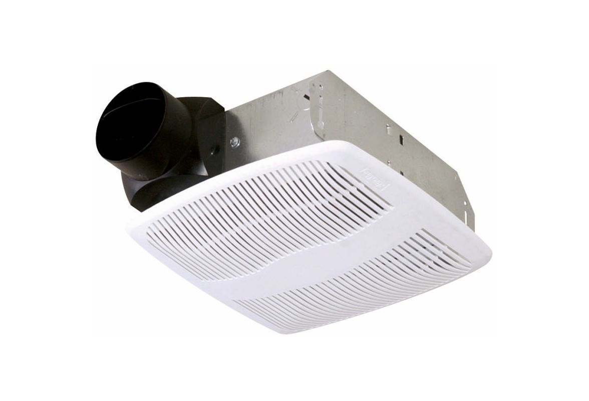 Air King AS70 70 CFM Quiet Bath Fan Only with 4.0 Sones White Fans