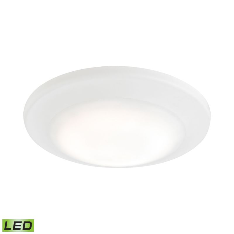 "Alico MLE1200-5-30 Plandome 5"" Integrated LED Under Cabinet Puck Light"