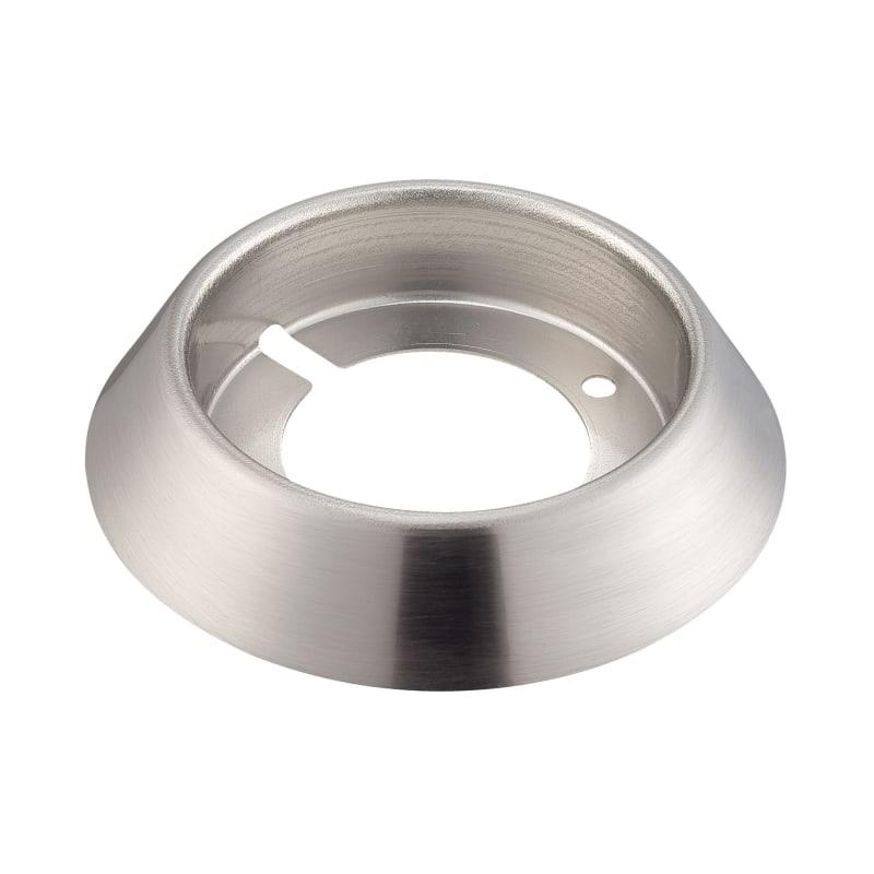 "Alico WLC145-N 3"" Polaris Surface Mount Collar Brushed Aluminum"