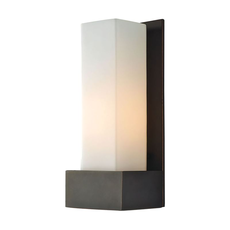 """Alico WS121-10 Single Light 12"""" Tall Collection Oil Rubbed Bronze"""