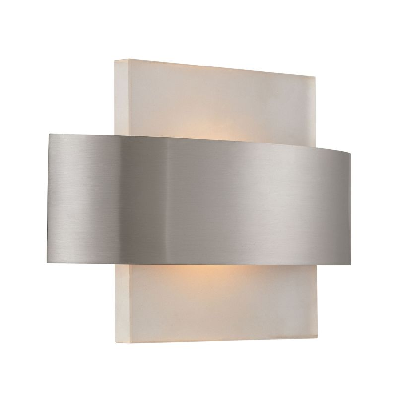 Alico WS9010-10-16M Single Light ADA Compliant Wall Sconce with